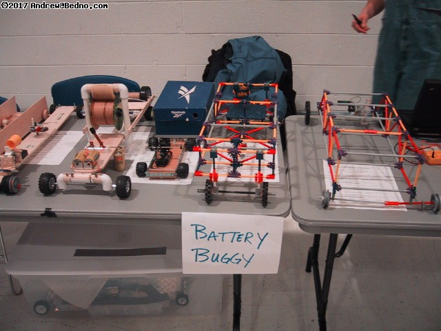 Battery Buggy impound. (click for next photo)