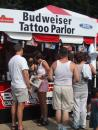 Budweiser temporary tattoos? (click to zoom)