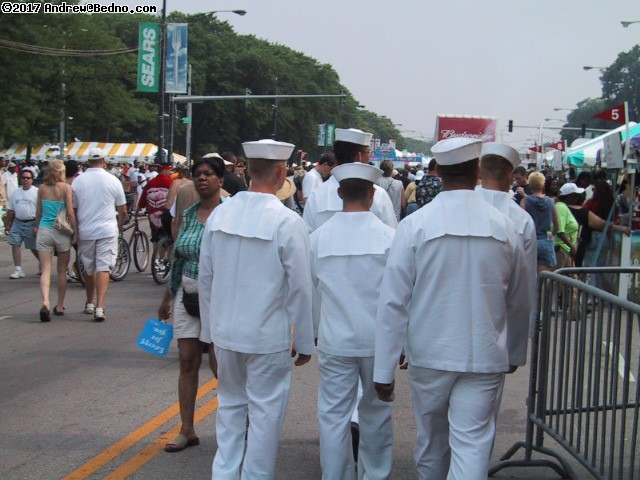 Sailors. (click for next photo)