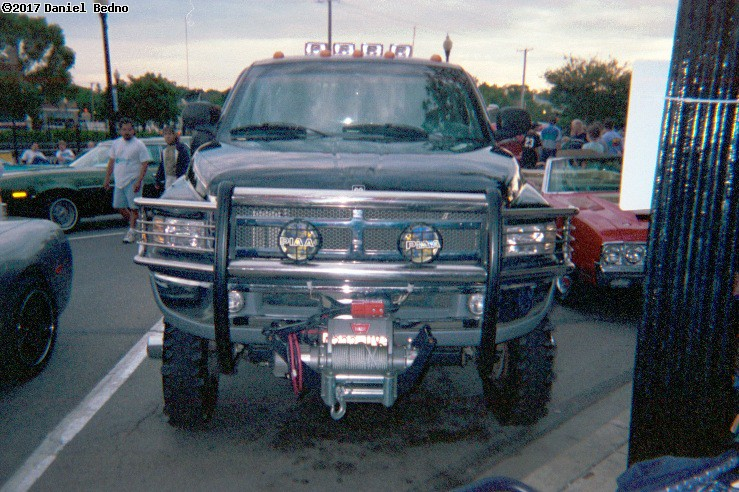 The Biggest Freaking Dodge Ram I've Ever Seen. (click for next photo)