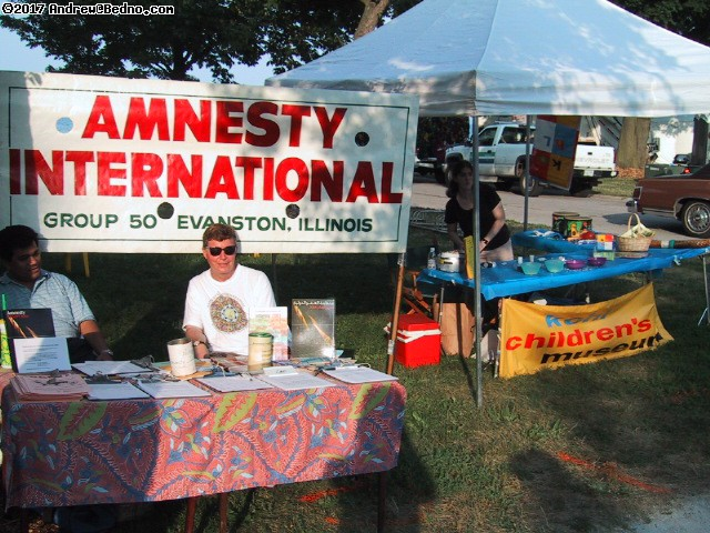 Amnesty International. (click for next photo)