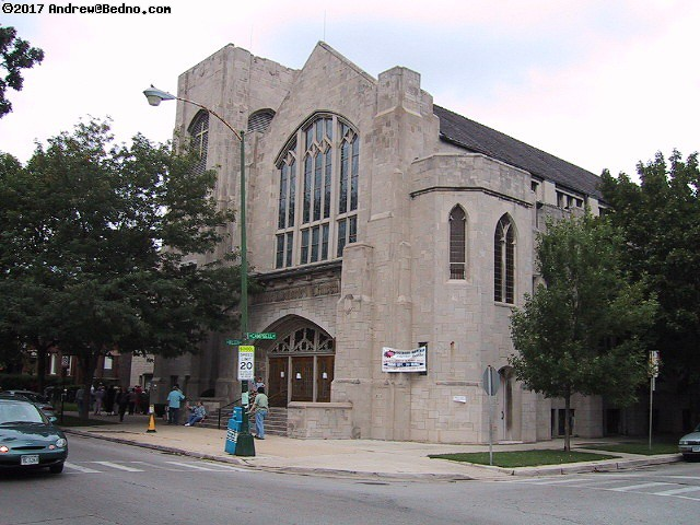 Luther Memorial Church. (click for next photo)