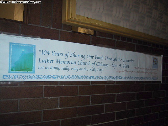 Luther Memorial Church:
