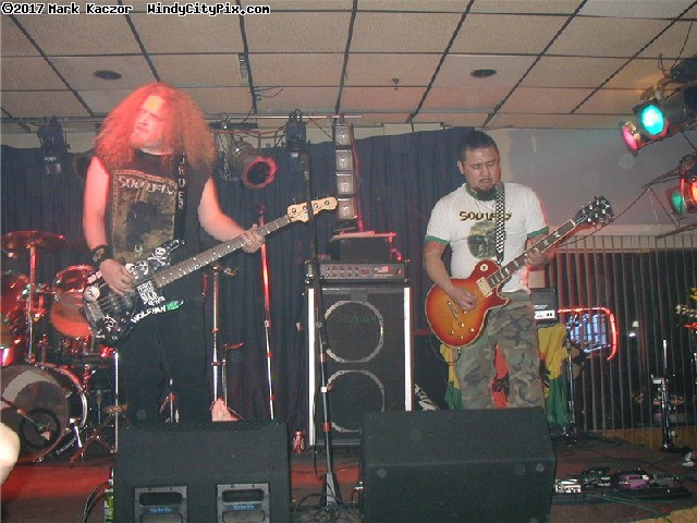 War Pigs (Black Sabbath tribute) at Rory's Music Cafe in Addison. (click for next photo)