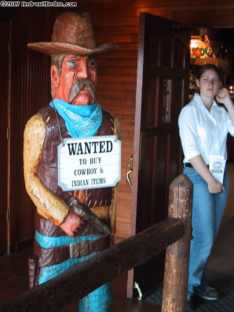 Donley's Wild West Museum (click for next photo)