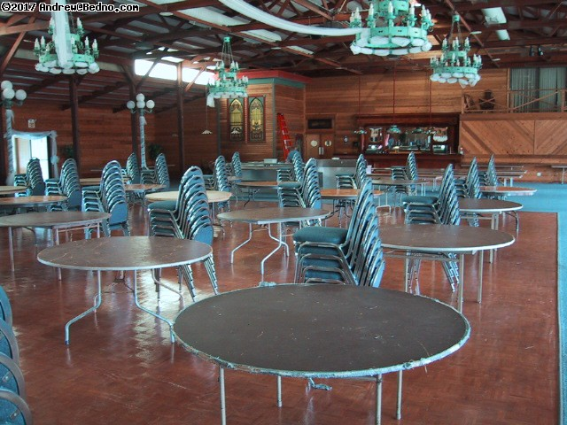 Old West Steakhouse and buffet: Banquet Hall, perfect for weddings. (click for next photo)