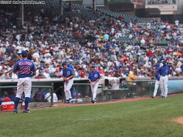 Cubs host Philadelphia at Wrigley Field. (click for next photo)