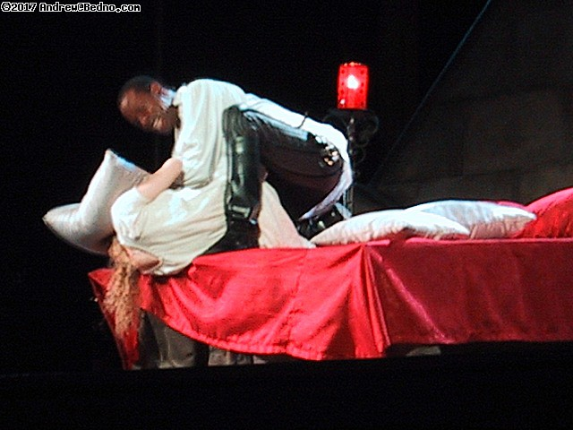 Shakespeare on the Green presents Othello at Barat College. (click for next photo)