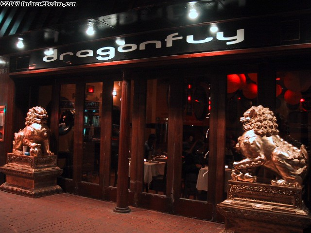 Dragonfly Mandarin Lounge, 312/204-9991, 1206 N State. (click for next photo)