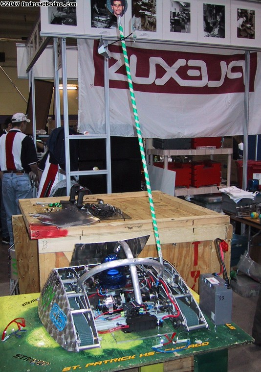 Robotics Competition (click for next photo)