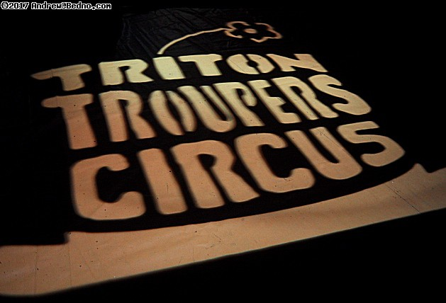 Triton Troupers Circus. (click for next photo)