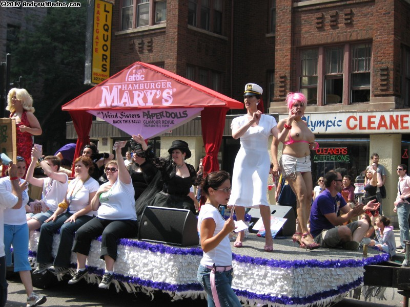 Pride Parade. (click for next photo)