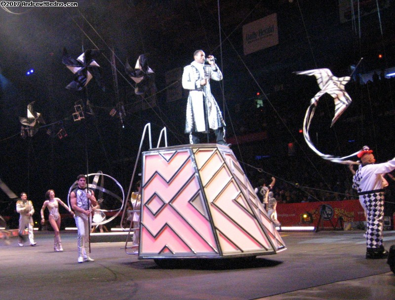 Ringling Bros, Barnum & Bailey Circus. (click for next photo)