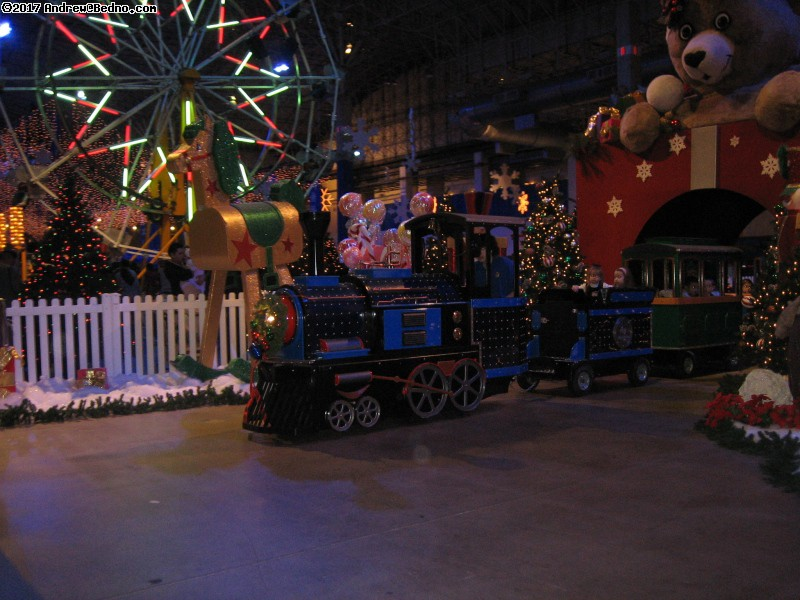 Winter Wonderfest at Navy Pier. (click for next photo)