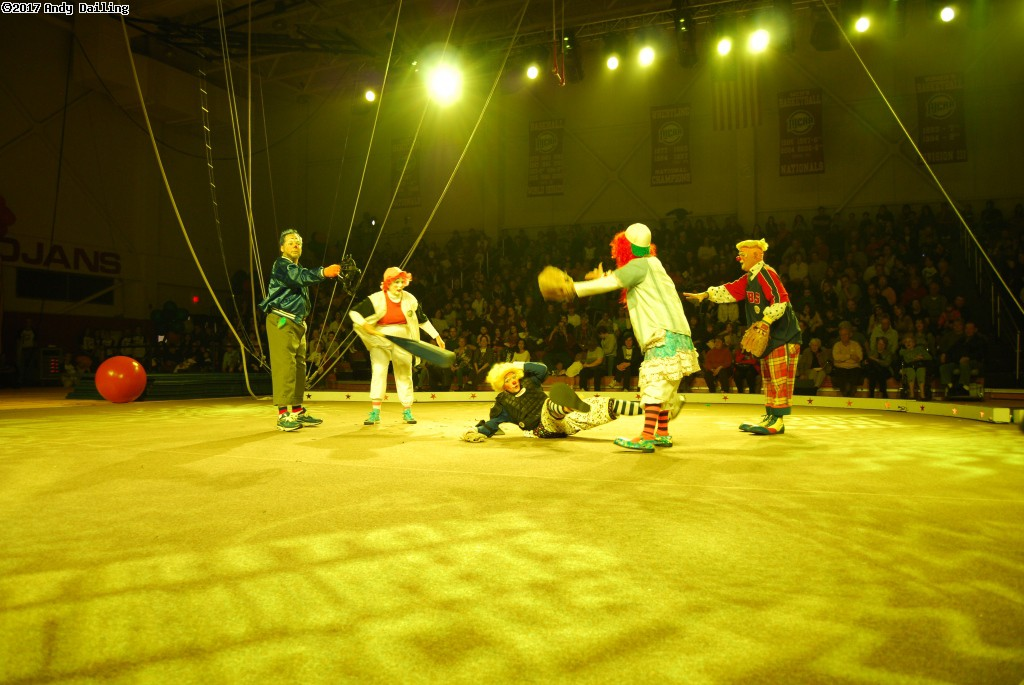 Triton Troupers Circus shows. (click for next photo)