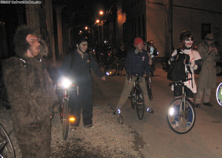 Midnight Marauders costumed ride. (click for next photo)