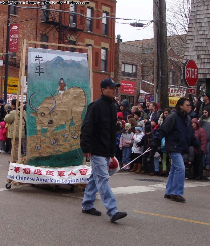 Chinese New Years Parade in Chinatown. (click for next photo)