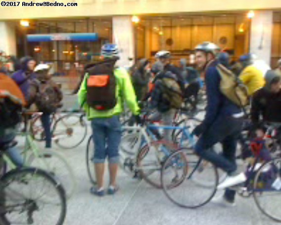 Chicago Critical Mass (click for next photo)
