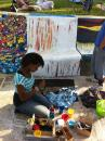 Artists of the Wall Festival in Rogers Park. (click to zoom)