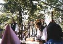 Renaissance Faire: Escape artist. (click to zoom)