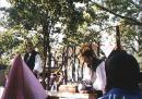 Renaissance Faire: Escape artist. (click to zoom)