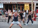 Cheetah Gym demo. (click to zoom)