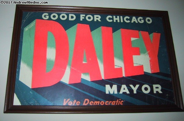 Daley for mayor.