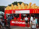 McDonalds, a source of commotion this year. (click to zoom)