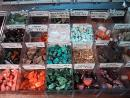 Dave's Rock Shop: Small stones of every kind. (click to zoom)