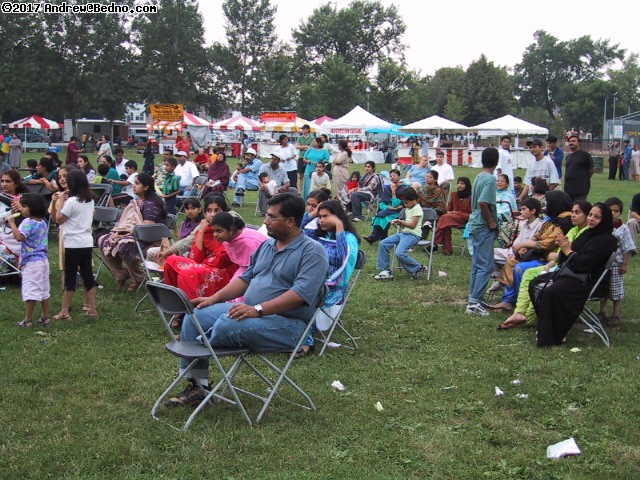 Asian-American fest: Audience.