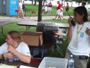 Volunteer coordinators. (click to zoom)