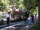 Block party: Fire truck. (click to zoom)