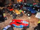 International Model and Hobby Expo: Radio controlled ralley cars. (click to zoom)
