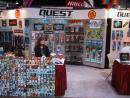 International Model and Hobby Expo: Quest - model rockets. (click to zoom)