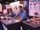 International Model and Hobby Expo: Dremel reps. (click to zoom)