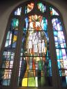 Luther Memorial Church: Stained glass. (click to zoom)