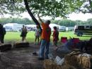 Pow-Wow in Thatcher Woods. (click to zoom)