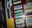Preston's books. (click to zoom)