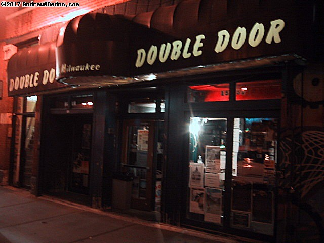 Double Door, 773/489-3160, 1572 N Milwaukee.