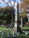 Graceland Cemetery: Updike. (click to zoom)