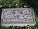 Graceland Cemetery: Dubois. (click to zoom)