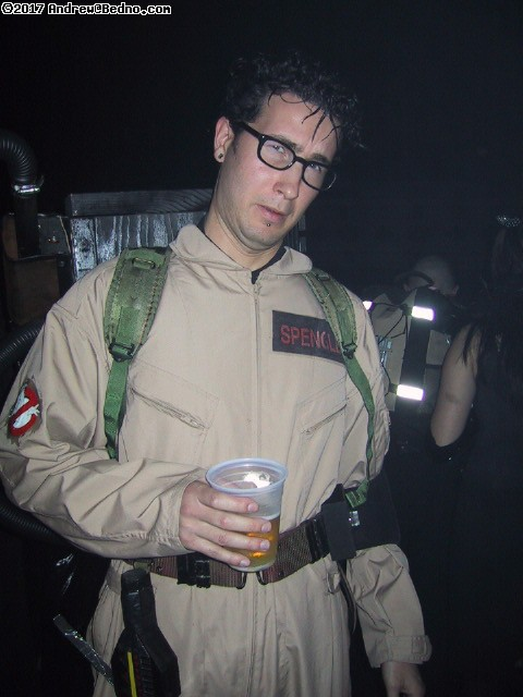 Halloween Nocturna at Metro: Ghostbusters.