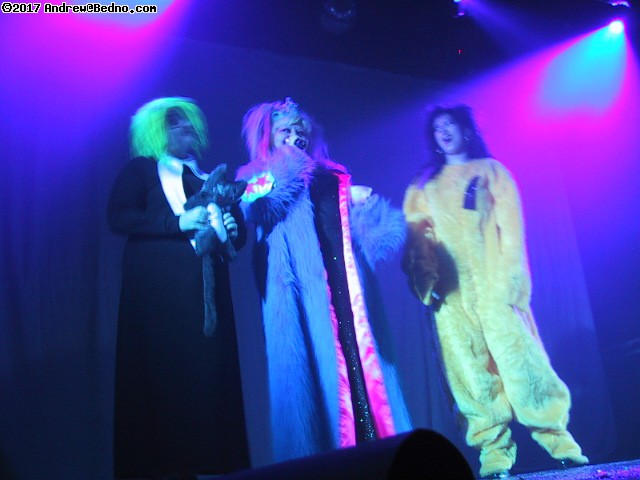 Halloween Nocturna at Metro: Costume contest: ?