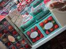Wikstrom's: Lovely marzipan fruits. (click to zoom)