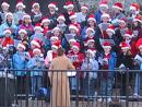 Lincoln Park Zoo: Caroling to the Animals. (click to zoom)