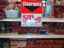 Post-Christmas discount shopping at Target: Chocolate oranges. (click to zoom)