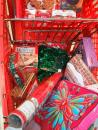 Post-Christmas discount shopping at Target: Gifts galore. (click to zoom)