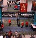 Chicago Auto Show: Entrance. (click to zoom)
