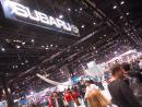 Chicago Auto Show: Subaru. (click to zoom)