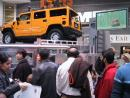Chicago Auto Show: Hummer. (click to zoom)